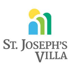 Logo for St. Joseph's Villa